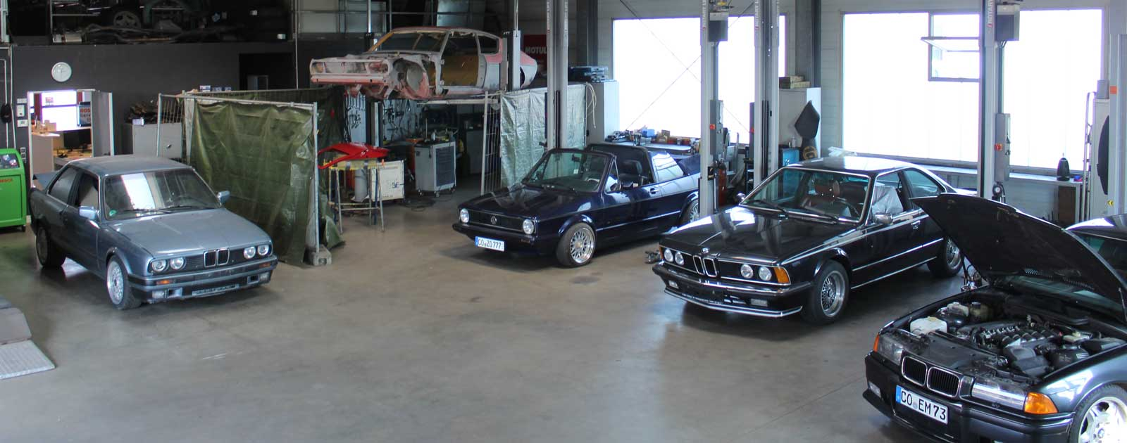Old- und Youngtimer Service